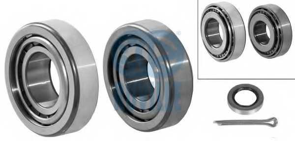 Комплект подшипника ступицы колеса RUVILLE 8452 - изображение