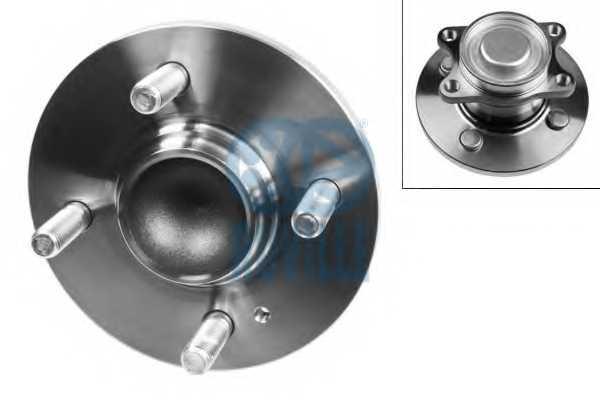 Комплект подшипника ступицы колеса RUVILLE 8924 - изображение