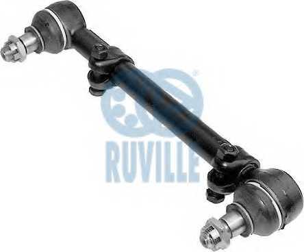 Поперечная рулевая тяга RUVILLE 925159 - изображение