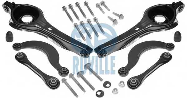 Ремкомплект поперечного рычага подвески RUVILLE 935264S - изображение