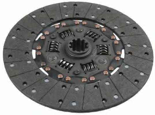 Диск сцепления SACHS 1878 600 557 - изображение