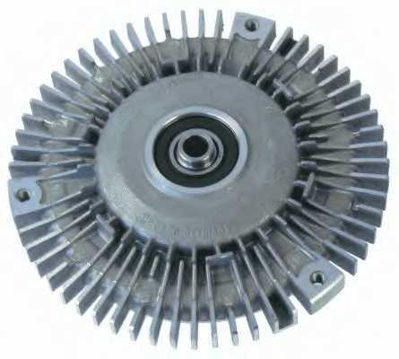 Сцепление вентилятора радиатора SACHS 2100 006 232 - изображение