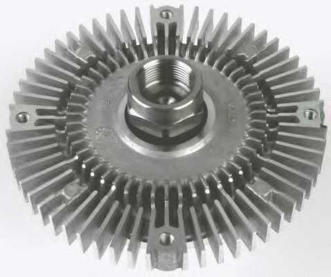 Сцепление вентилятора радиатора SACHS 2100 012 131 - изображение 1