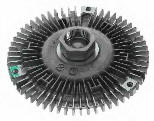 Сцепление вентилятора радиатора SACHS 2100 019 031 - изображение 2