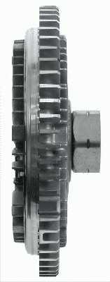 Сцепление вентилятора радиатора SACHS 2100 019 031 - изображение