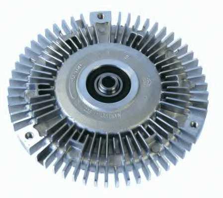 Сцепление вентилятора радиатора SACHS 2100 024 031 - изображение