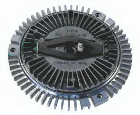 Сцепление вентилятора радиатора SACHS 2100 024 136 - изображение 1