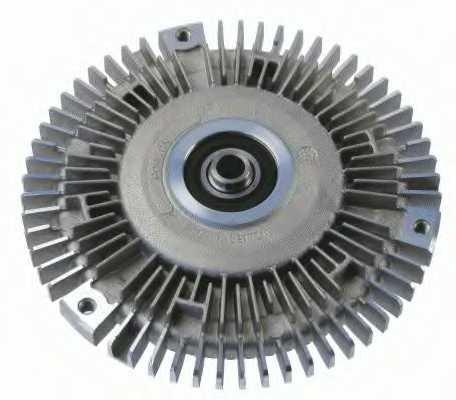 Сцепление вентилятора радиатора SACHS 2100 024 136 - изображение