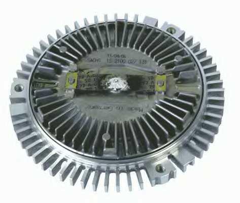 Сцепление вентилятора радиатора SACHS 2100 027 131 - изображение 1