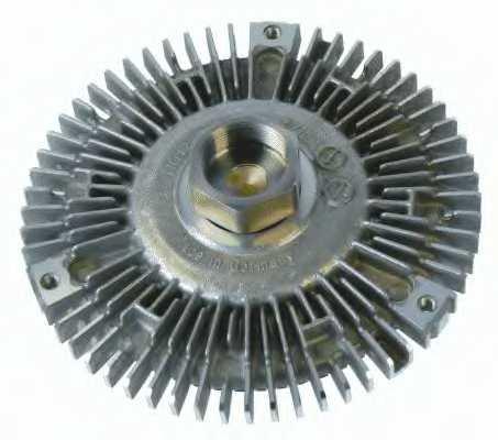 Сцепление вентилятора радиатора SACHS 2100 027 131 - изображение
