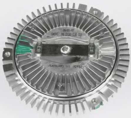 Сцепление вентилятора радиатора SACHS 2100 030 031 - изображение