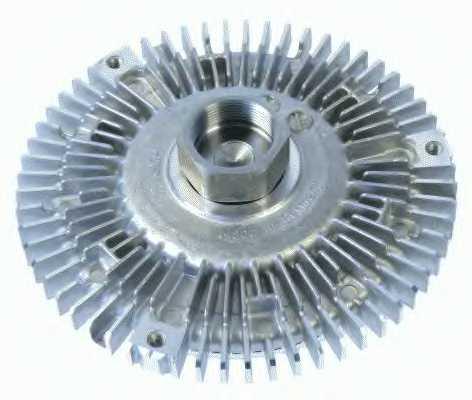 Сцепление вентилятора радиатора SACHS 2100 037 031 - изображение 1