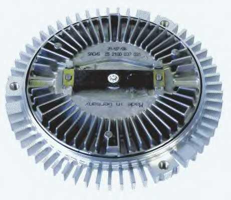 Сцепление вентилятора радиатора SACHS 2100 037 031 - изображение