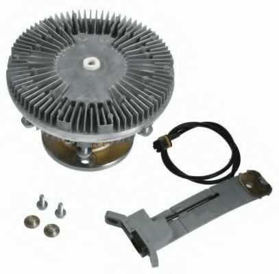 Сцепление вентилятора радиатора SACHS 2100 040 431 - изображение 1