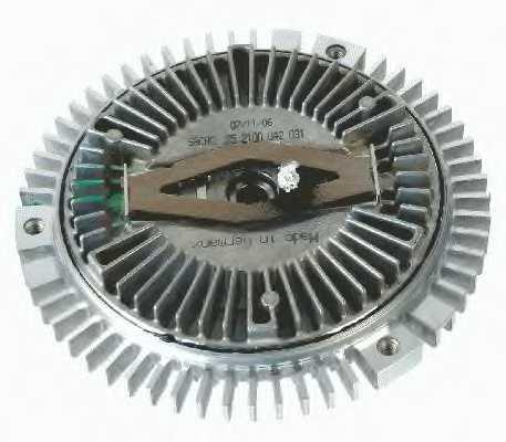 Сцепление вентилятора радиатора SACHS 2100 042 031 - изображение