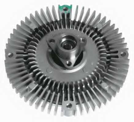 Сцепление вентилятора радиатора SACHS 2100 077 031 - изображение 1