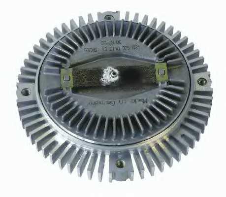 Сцепление вентилятора радиатора SACHS 2100 079 031 - изображение