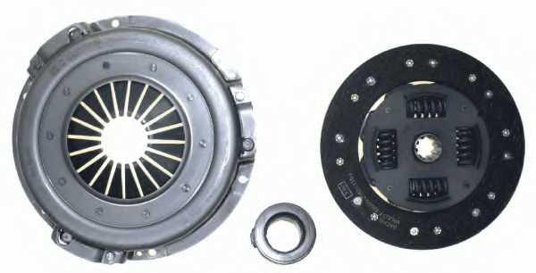 Комплект сцепления SACHS 3000 460 001 - изображение