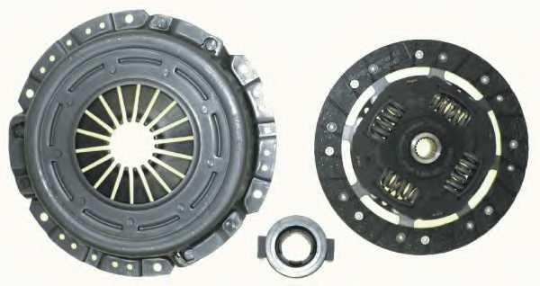 Комплект сцепления SACHS 3000 540 001 - изображение