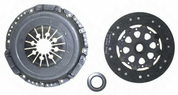 Комплект сцепления SACHS 3000824202 - изображение