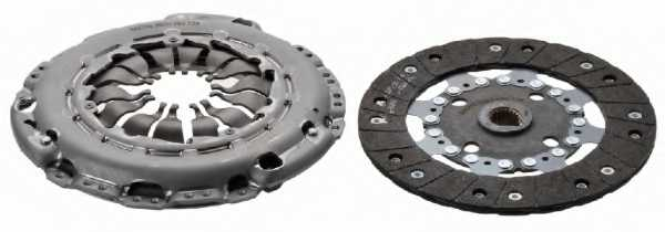 Комплект сцепления SACHS 3000950738 - изображение