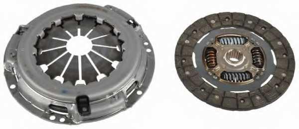 Комплект сцепления SACHS 3000951456 - изображение