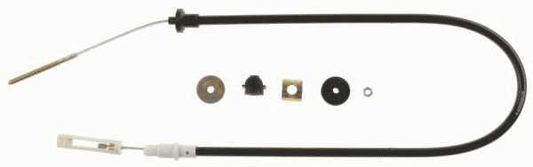 Трос управления сцеплением SACHS 3074 003 325 - изображение