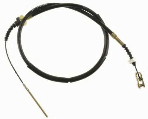 Трос управления сцеплением SACHS 3074 600 205 - изображение