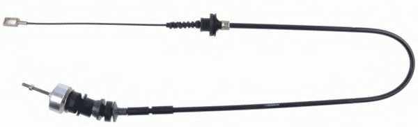 Трос управления сцеплением SACHS 3074 600 260 - изображение