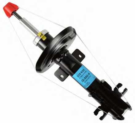 Амортизатор для FIAT STILO(192) <b>SACHS 314 626</b> - изображение