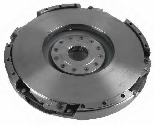 Нажимной диск сцепления SACHS 3483 024 031 - изображение