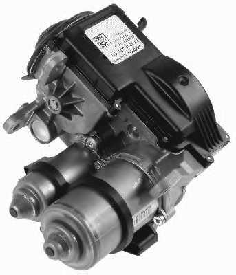 Модуль рычага управления коробки передач, Переключение перед SACHS 3981 000 090 - изображение 1