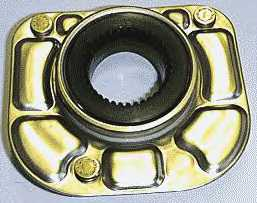 Опора стойки амортизатора SACHS 802 107 - изображение