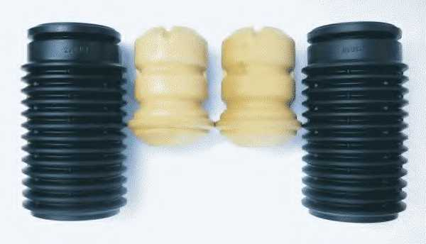 Пылезащитный комплект амортизатора SACHS 900 018 - изображение