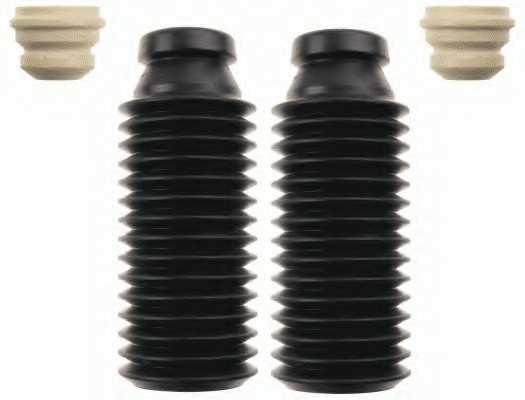 Пылезащитный комплект амортизатора SACHS 900 071 - изображение