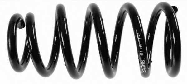 Пружина ходовой части SACHS 994 029 - изображение