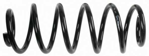 Пружина ходовой части SACHS 997 154 - изображение