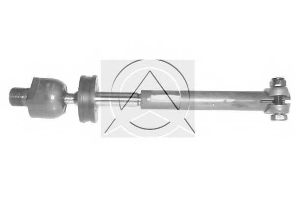 Осевой шарнир рулевой тяги SIDEM 21331 - изображение