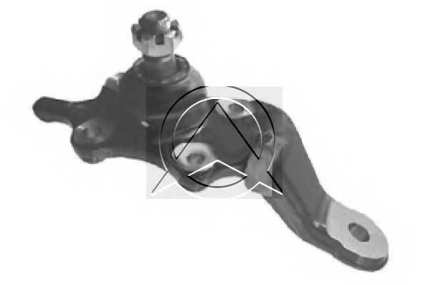 Несущий / направляющий шарнир SIDEM 45192 - изображение