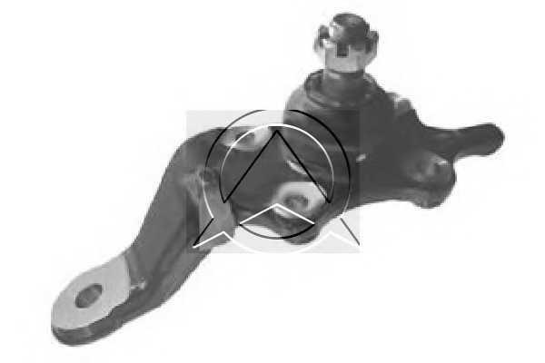 Несущий / направляющий шарнир SIDEM 45193 - изображение