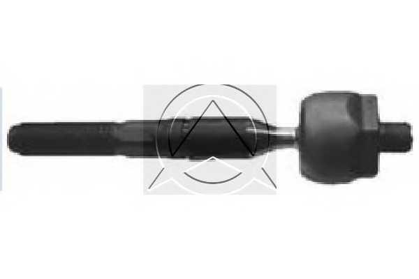 Осевой шарнир рулевой тяги SIDEM 45612 - изображение