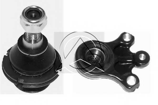 Несущий / направляющий шарнир SIDEM 53080KIT - изображение