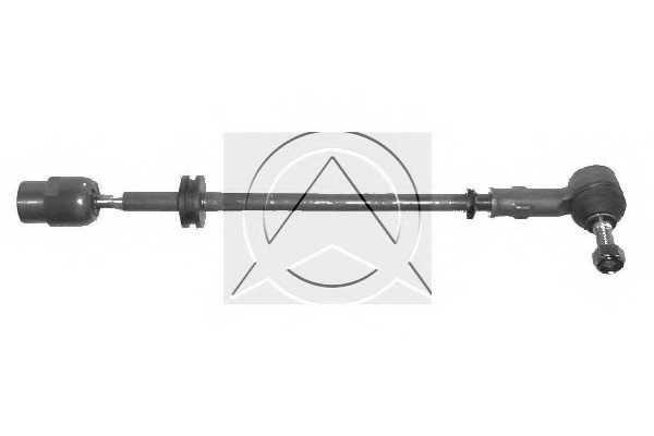 Поперечная рулевая тяга SIDEM 63431 - изображение