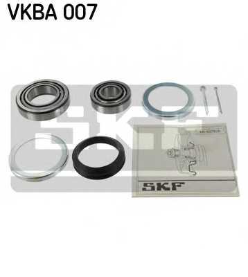 Комплект подшипника ступицы колеса SKF VKBA 007 - изображение