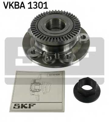 Комплект подшипника ступицы колеса SKF VKBA 1301 - изображение