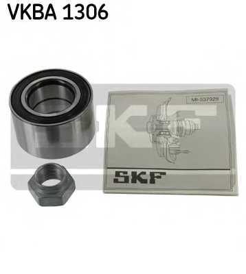 Комплект подшипника ступицы колеса SKF VKBA 1306 - изображение