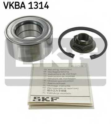Комплект подшипника ступицы колеса SKF VKBA 1314 - изображение