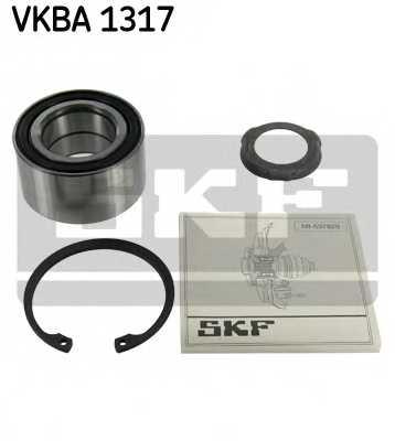 Комплект подшипника ступицы колеса SKF VKBA 1317 - изображение