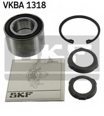 Комплект подшипника ступицы колеса SKF VKBA 1318 - изображение