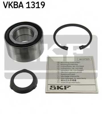 Комплект подшипника ступицы колеса SKF VKBA 1319 - изображение